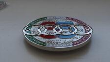 Audi Grill badge emblem badge vintage logo 80mm grill badge emblem badge logo
