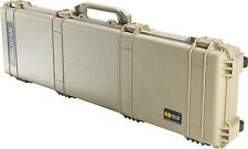 Pelican 1750 Long Case with Foam Desert Tan - Pelican 1750-000-190