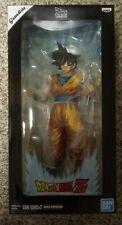 Bandai Banpresto Dragonball Z Grandista Manga Dimensions Son Goku Statue
