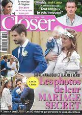 CLOSER n°675 18/05/2018  L.Manaudou & Frérot_Cannes 2018_Meghan Markle_Koh-Lanta