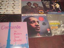 MILT JACKSON SOUL SET WES MONTGOMERY 180Gram AUDIOPHILE LPS + 5 BONUS 1980'S LPS