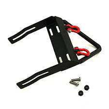 VR Steel Bumper Winch Mount Shackles For Axial 1/10 RC Crawler Car SCX10 ld