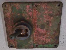 Getriebedeckel mit Schalthebel von Monax AWK 107D Einachser