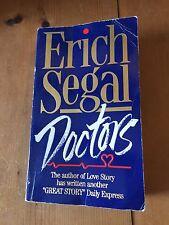 """1990 """"DOCTORS"""" ERICH SEGAL FICTION PAPERBACK BOOK"""