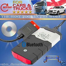 BLUETOOTH 2014R2 CAR TRUCK DIAGNOSTIC OBD 2 SCANNER SOFTWARE BEST TOOL IN WORLD