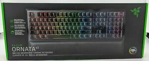 Razer Ornata V2 Mecha-Membrane Gaming Keyboard -CSS0513