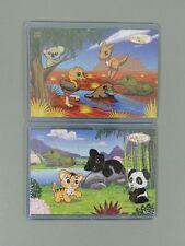 PUZZLE: Mixart 2013 Puzzle animaux - Super PUZZLE + tous BPZ