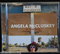 Angela McCluskey - The Things We Do (CD 2004)