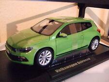 VW SCIROCCO 3 III 2,0 TSI 2009 viper grün von NOREV 1:18 NEU