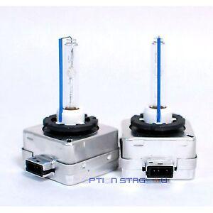 BMW D1S D1R D1C 10000K Blue OEM HID Headlight Replacement Light Bulb 1 Pair