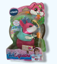 Vtech Pet Squeaks Betty the bunny Rabbit New Interactive Toy. Age 3+ Toddler