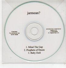 (FF551) Jarmean?, Mind The Gap - DJ CD