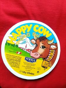 HAPPY COW CHEESE - 120g (8 Portions) Free Shipping From Sri Lanka