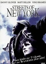 STREETS OF NEW YORK - Matt Dillon, Ving Rhames, Danny Glover OVP