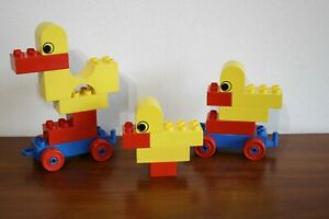 Lego Duplo Basic Set Set 063-2 Ducks 100% complete