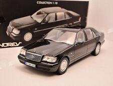 Norev 1:18 Mercedes-Benz S600 V12 W140 Die Cast Model