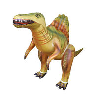 Inflatable Spinosaurus Dinosaur Great for Pool, Party, and Birthday Decoration