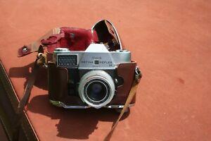 Kodak Retina Reflex IV 35mm Camera w/ Retina Xenar 50mm f2.8, Please Read