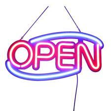 "Neno Open Sign 20""x9.5"" for Small Business, Shop, Bar, Restaurant,Salon"