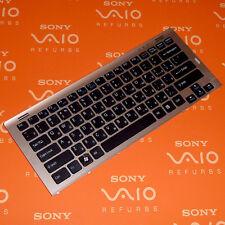 NUEVO TECLADO PARA SONY VAIO VGN-SR portátil RUSO (GB) diseño 148088381