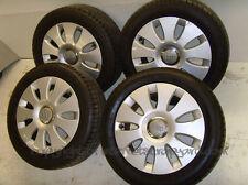 """Audi A3 Alloy wheels wheel set 16"""" tyres 6.5J x 16H2 ET50 205 55 r16 tyres A4 A6"""