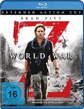 WORLD WAR Z (Brad Pitt, Mireille Enos) Blu-ray Disc NEU+OVP