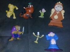 disney toys lot lion king beauty and the beast snow white and the seven dwarves!