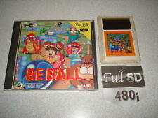 BEBALL jeu Hucard import JP NEC CIB Be Ball