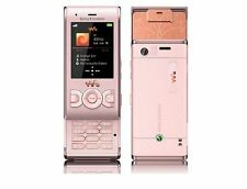 Original Sony Ericsson Unlocked W595 W595 Cell Phone 3G 3.15MP Camera slider