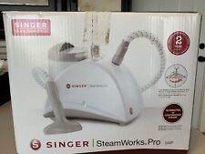 SINGER SteamWorks PRO SWP 1500W - Garment & Fabric Steamer - 90min Contin Steam