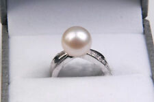 Natural Pearl Silver Plated Fashion Jewellery