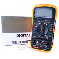 Multimetro Polimetro VOLTIMETRO Digital XL830 L Tester LED Envío 48/72 H. m26