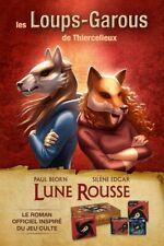 Lune rousse Les Loups-Garous de Thiercelieux Tome 1  NEUF