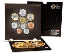 UK 2008 Last of the Old Emblems of Britain Royal Mint BU Pack [Ref 788W]