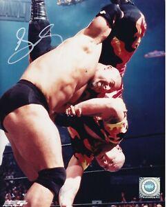 BILL GOLDBERG SIGNED 8 X 10 WCW WRESTLING PHOTO image 3 w COA
