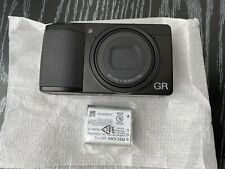 Ricoh GR III f2,8 24MP 15038 Compact Digital Camera - Black