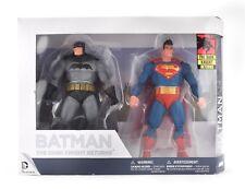 BATMAN The Dark Knight Returns-BATMAN & SUPERMAN Action Figure Set