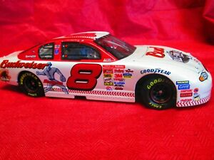#8 2001 DALE EARNHARDTJR NASCAR RACING CAR  DIE CAST  1/24 SCALE  ALL STAR GAME