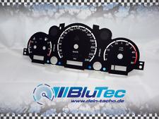 Tachoscheiben für: MERCEDES M-Klasse Diesel - EDITION ROUND BLACK -