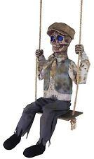Swinging Skeleton Boy Animated Halloween Prop Preorder Ships Summer/Fall