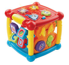Educational Toys For 2 Year Olds Toddlers Baby Kids Boy Girl Learning Fun Cube