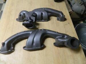 67 68 69 Plymouth Roadrunner Cuda 383 440 HP Exhaust Manifolds B & E Body