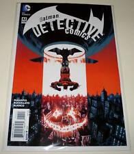 DETECTIVE COMICS # 42  DC Comic  Sept 2015  NM  Batman