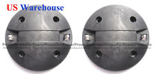 2PCSReplacement Diaphragm Mackie 350 V1, C 200, FBT 2 & 4, B&C DE12 US WAREHOUSE