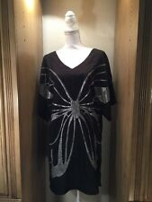 Love 21 Black Dress Size Large Holiday Wear