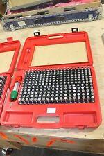 STARRETT Pin Gage Set Minus Set S4011-832