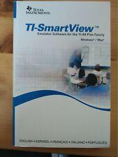 TEXAS INSTRUMENTS TI-SMARTVIEW USER MANUAL