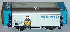 """MÄRKLIN HO, VAGÓN FRIGORÍFICO EXCELENTE """"VALIO-FINLAND"""" REF. 4568 CON CAJA"""