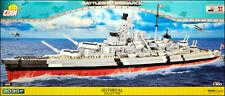 COBI Bismarck (4819) - 2030 elem. - WWII German battleship 1:300