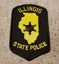 Illinois State Police Shoulder Patch